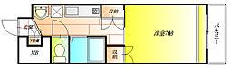 サンライフ桜[3階]の間取り