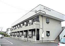 埼玉県さいたま市岩槻区加倉1丁目の賃貸アパートの外観