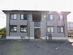 リヴェールタウン赤松[C206号室]の外観