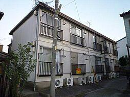 埼玉県さいたま市桜区大字神田の賃貸アパートの外観