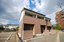 福岡県大野城市下大利2丁目の賃貸アパートの外観