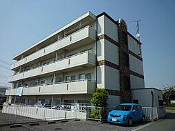 大阪府富田林市加太2丁目の賃貸マンションの外観