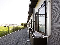 兵庫県神崎郡福崎町馬田の賃貸アパートの外観