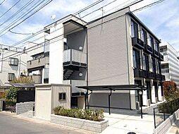 埼玉県川口市前川4の賃貸マンションの外観