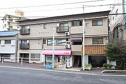 広島県広島市南区西翠町の賃貸マンションの外観