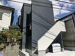 リッケ花園[2階]の外観