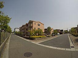 シェ・モア中央町IV[118号室]の外観