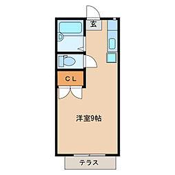 津駅 2.2万円