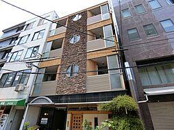 大阪府大阪市北区南扇町の賃貸マンションの外観