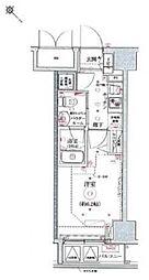 リヴシティ横濱関内[11階]の間取り