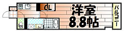 SQUARE SIRIES VoL.6[203号室]の間取り