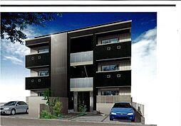 大阪府大阪市阿倍野区播磨町2丁目の賃貸マンションの外観