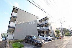 埼玉県八潮市大字大曽根の賃貸アパートの外観