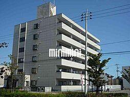 宮城県仙台市若林区伊在2丁目の賃貸マンションの外観