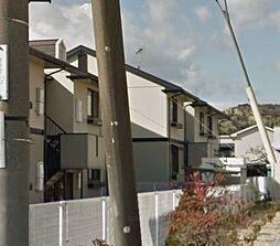 兵庫県高砂市神爪5丁目の賃貸アパートの外観