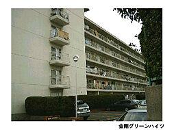 金剛グリーンハイツ[HA607号室]の外観