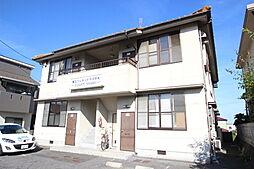 第3エレガントヤマサキ[1階]の外観