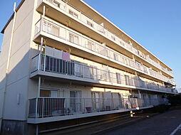 カーサ六高台[2B号室]の外観