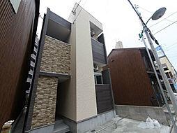 愛知県名古屋市中村区千原町の賃貸アパートの外観