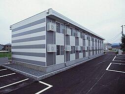 レオパレス飯島II[205号室]の外観
