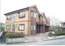 神奈川県横浜市都筑区川向町の賃貸アパートの外観