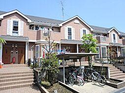 神奈川県横浜市磯子区上中里町の賃貸アパートの外観