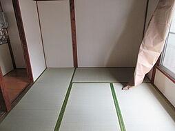 橋本コーポ[202号室]の外観