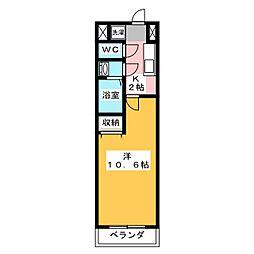 t‐style[2階]の間取り