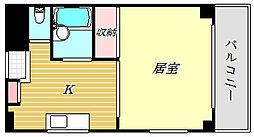 メゾン大都II[2階]の間取り