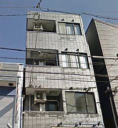 姫島マンション[202号室]の外観