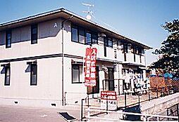 クレベールハサマA[101号室]の外観