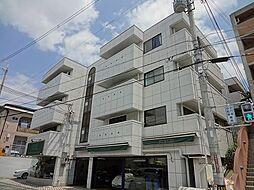 大阪府箕面市今宮3丁目の賃貸マンションの外観