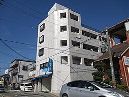 兵庫県宝塚市御所の前町の賃貸マンションの外観