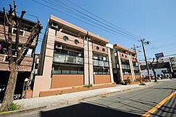 第1あかつきマンション[1階]の外観