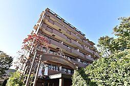 ローズマンション白糸台第3[7階]の外観