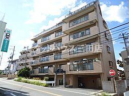 兵庫県三田市三田町の賃貸マンションの外観