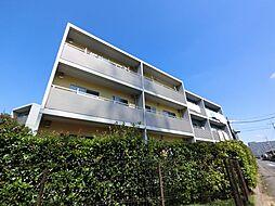 千葉県成田市公津の杜5丁目の賃貸マンションの外観