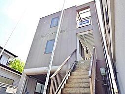 山梨県甲府市武田3丁目の賃貸マンションの外観
