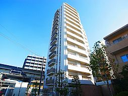 東京都足立区舎人5丁目の賃貸マンションの外観