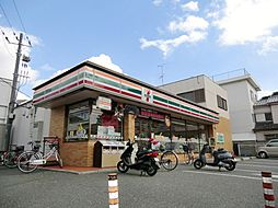 パークサイド東武庫[302号室]の外観