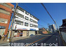 大阪府枚方市津田西町3丁目の賃貸マンションの外観