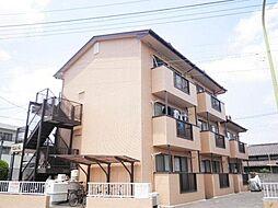 サンハイム(中青木)[2階]の外観