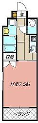 リファレンス小倉駅前[11階]の間取り