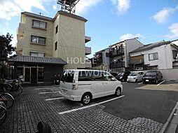 グランハイツ西ノ京[207号室号室]の外観