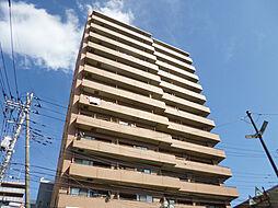 ファミールプラザ草加[13階]の外観
