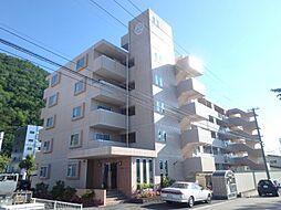 山形県山形市松波1丁目の賃貸マンションの外観