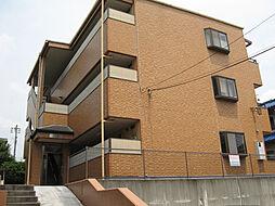 ヒルズ森[2階]の外観
