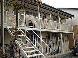 岩手県盛岡市西下台町の賃貸アパートの外観