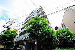 新居マンション[3階]の外観