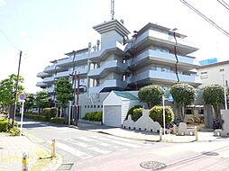 グレース成城[5階]の外観